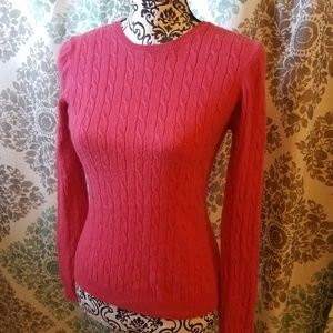 CeCe Cashmere sweater sz S